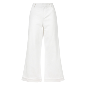 Derek Lam cropped flared jeans