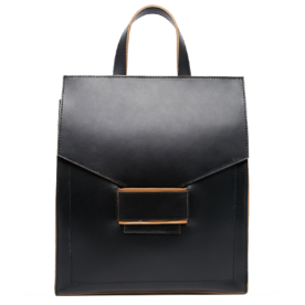 ASOS.com Leather Backpack