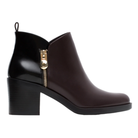 Combined ankle boot
