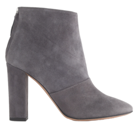 J. Crew Suede Ankle Boots