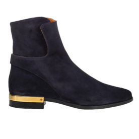 Chloe Drew suede ankle boots