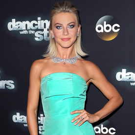 Julianne Hough's Hair, Makeup & Wardrobe Team Reveal How to Get Her Red-Carpet Look
