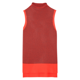 <p>Ribbed Cashmere Top</p>