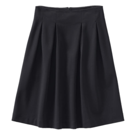 Lands' End a-line skirt