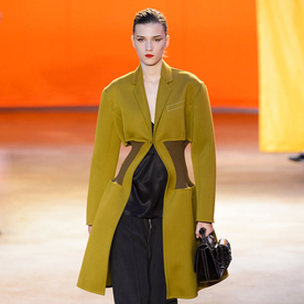 From Near Nudity to Near Perfection, Recent #PFW Collections Quicken the Heart