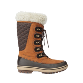 Helly Hansen Faux-fur cold weather boots