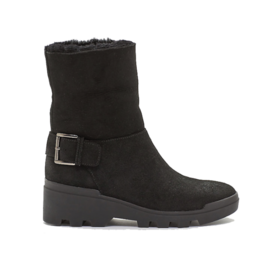 Eileen Fisher Warm wedge boot