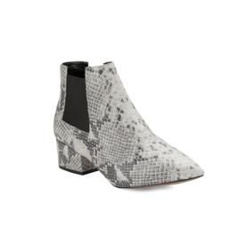 French Connection Point toe ankle boots