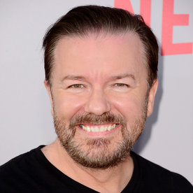 Ricky Gervais Is Set to Return to the 73rd Annual Golden Globe Awards as Host