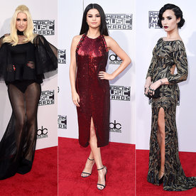 The 2015 American Music Awards Brought Out Some Killer Fashion—See All the Best Looks!