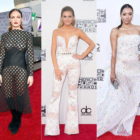 5 People You May Have Missed on the AMAs Red Carpet