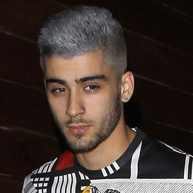 Zayn Malik's New Platinum Blonde Hair May Be His Best Look Yet