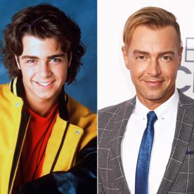 #TBT: See Joey Lawrence Then and Now