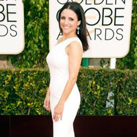 In Honor of Julia Louis-Dreyfus's Birthday, See the Star's Best Red Carpet Looks