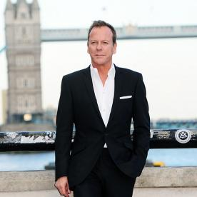 Learn How You Could Spend the Night Out with Kiefer Sutherland (for a Good Cause)
