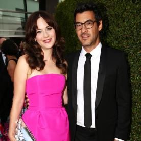 Zooey Deschanel Is Engaged!