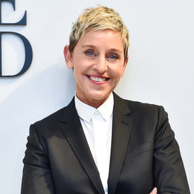 Ellen DeGeneres Is the 2016 People's Choice Award's Favorite Humanitarian