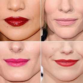 Shop All the Stunning Lip Colors from the 2016 Golden Globes Red Carpet
