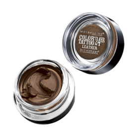 Maybelline Eye Studio Color Tattoo Leather in Chocolate Suede
