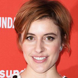 Greta Gerwig's Secret to Styling Short Hair