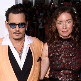 What's It Really Like to Work with Johnny Depp? Actress Julianne Nicholson's Answer Might Surprise You