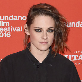 Kristen Stewart Dishes on Her Buzzed About Role in Certain Women at the Sundance Film Festival