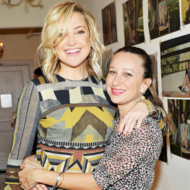 Kate Hudson and More Stars Celebrate Jennifer Meyer's Superga Collaboration in True Girls' Night Style