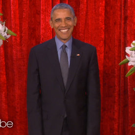 See President Obama Recite a Valentine's Day Poem to the First Lady