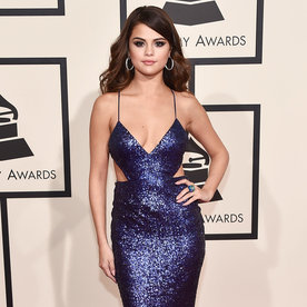 How Selena Gomez's Grammys Look Channeled Studio 54, According to Her Stylist Kate Young