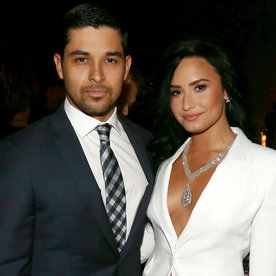 See Wilmer Valderrama's Adorable Message for Girlfriend Demi Lovato After Her Incredible Grammys Performance