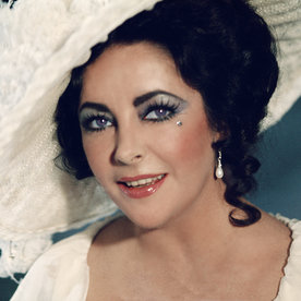 Elizabeth Taylor New Never Before Seen Photos InStylecom