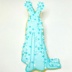 See the Cookie Versions of 3 Gowns from the 2016 Oscars