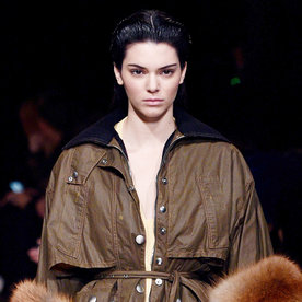 Kendall Jenner, Gigi Hadid, and Emily Ratajkowski Close #PFW on the Miu Miu Catwalk