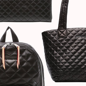 MZ Wallace Launches Its First-Ever Leather Capsule Collection—Fall in Love with the Quilted Options