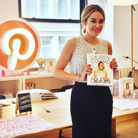 Lauren Conrad on How to Recover from a Party Fail