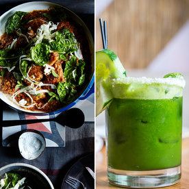 Go Green—Literally—With These 7 Recipes in Honor of Earth Day