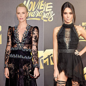 See All the Stars on the 2016 MTV Movie Awards Red Carpet