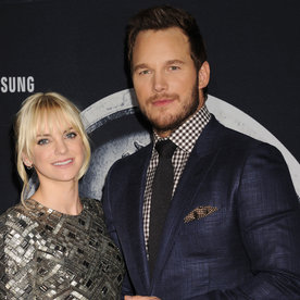 Chris Pratt Gave Wife Anna Faris theSweetest Shoutout at the MTV Movie Awards