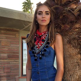 Everyone's Wearing Bandanas at Coachella 2016—Here's the Practical Reason Why