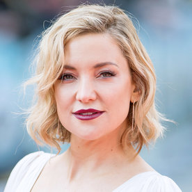 Kate Hudson Takes Over InStyle's Snapchat for Mother's Day Premiere