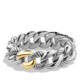 David+Yurman+Belmont%C2%AE+Bracelet+in+Sterling+Silver+with+18k+Gold
