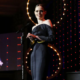 "Why Coco Rocha Was ""Crying Hysterically""at the Delete Blood Cancer Gala"