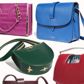Vote for Your Favorite Independent Handbag Designer!