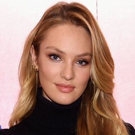 Candice Swanepoel Goes Totally Nude for Latest Maternity Photo
