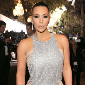 Even Kim Kardashian West Is Wowed by This 404-Carat Diamond