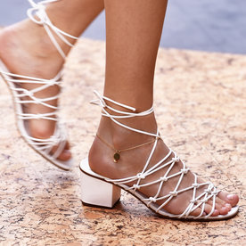 5 Delicate Anklets You'll Want to Wear This Summer