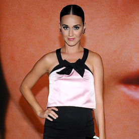 Katy Perry Dazzles at Cindy Sherman Preview in Her Latest Polished Look