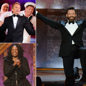 Tony Awards Hosts Through the Years: Take a Look Back!