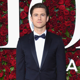 You'll Never Guess Which Song Tonys Presenter Aaron Tveit Wants to Sing on Carpool Karaoke