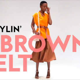 3-Stylin': Three Ways to Style a Brown Belt
